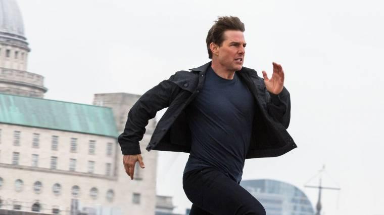 Pozitív koronavírusteszt miatt függesztették fel a Mission: Impossible 7 forgatását kép