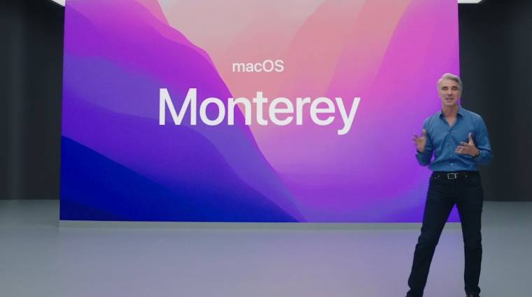 iPad és Mac közötti könnyed átjárhatóságot hoz a MacOS Monterey kép