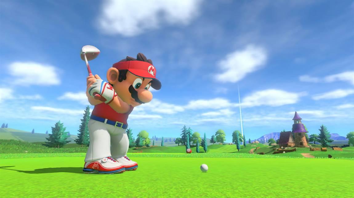 Mario Golf: Super Rush teszt - egyből a lyukba bevezetőkép