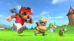 Senki sem fenyegetheti Mario golfkarrierjét kép