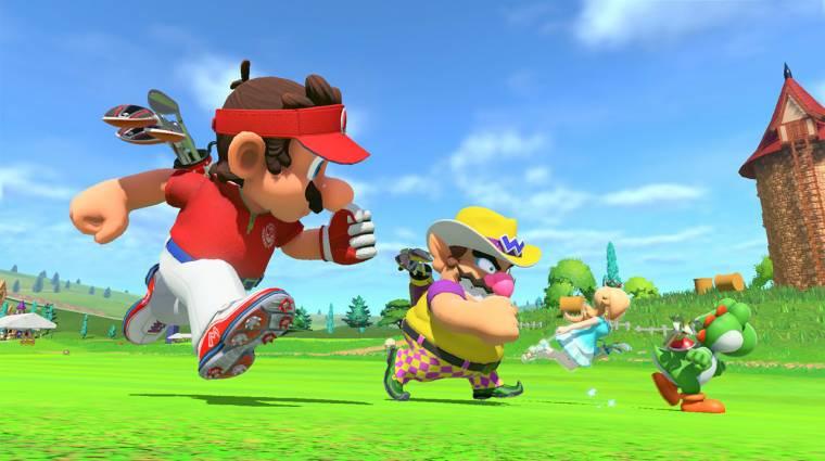 Senki sem fenyegetheti Mario golfkarrierjét bevezetőkép