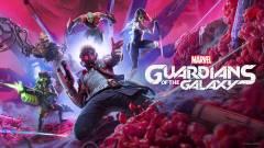 Bemutatkozott a Marvel's Guardians of the Galaxy kép
