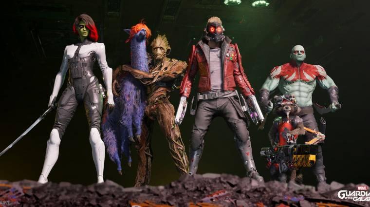 Guardians of the Galaxy, Life is Strange, és sok más – ez történt a Square Enix Presents során bevezetőkép