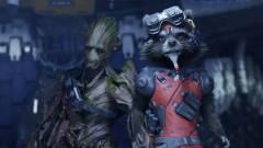 Látványos traileren tündököl a Marvel's Guardians of The Galaxy PC-s verziója kép