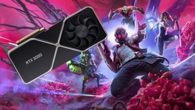 Marvel's Guardians of the Galaxyt osztogatnak az Nvidia-kártyák mellé kép