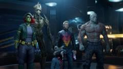 Mégsem kell 150 GB hely a Marvel's Guardians of the Galaxy PC-s változatának, de így is sokat kér kép