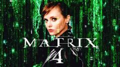 Újabb színésznővel erősített a Mátrix 4 kép