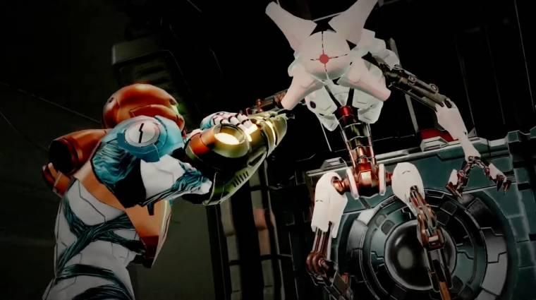 Új 2D-s Metroidot jelentett be a Nintendo bevezetőkép