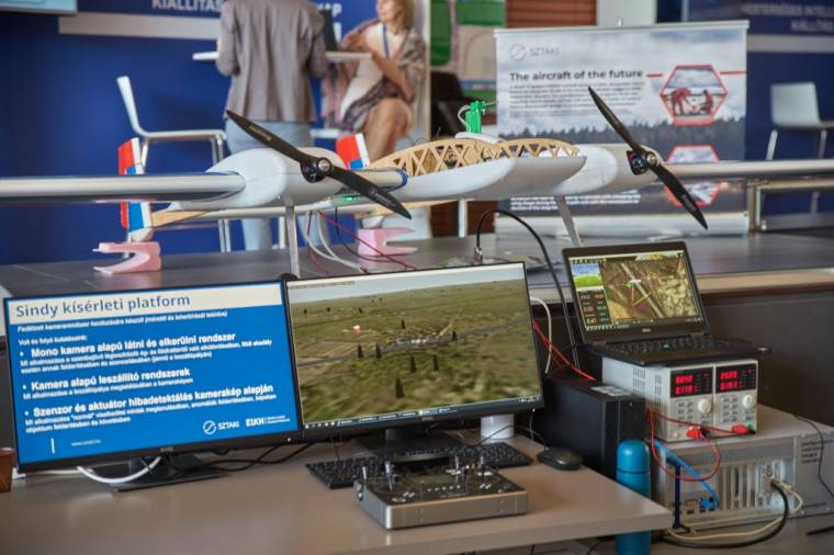 Drawing robot, self-driving car and the future of aviation