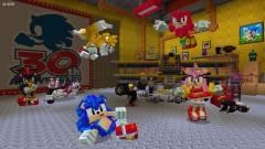 Méretes Sonic csomag érkezett a Minecrafthoz kép
