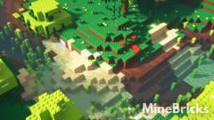Ez a mod LEGO játékot csinál a Minecraftból kép