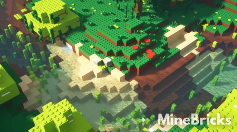 Ez a mod LEGO játékot csinál a Minecraftból bevezetőkép