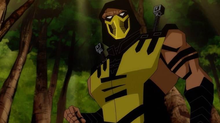 Idén nyáron érkezik a Mortal Kombat Legends folytatása bevezetőkép