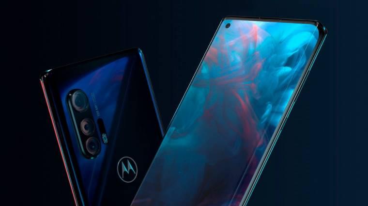 Kiszivároghatott a teljes Motorola Edge 20 széria specifikációja kép