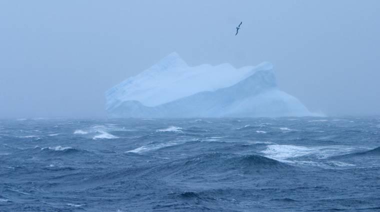 A National Geographic is elismerte az ötödik óceán létezését kép