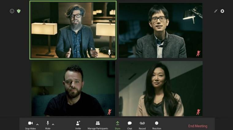 Pizsamában ülnél be videókonferenciára? Az Nvidia megoldása ezen is segít kép