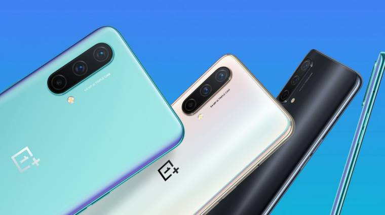 A OnePlus bemutatta a Nord CE 5G modelljét kép
