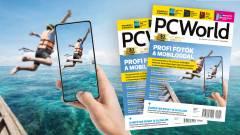 A júliusi PC World bevezet a mobilfotózás rejtelmeibe és lehűti a gépedet kép