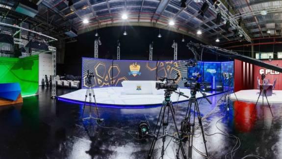E-sport produkciós fellegvárat nyitottak Dubajban kép