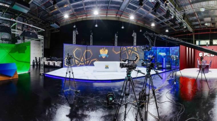 E-sport produkciós fellegvárat nyitottak Dubajban bevezetőkép