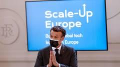 Európa vezetői stratégiát dolgoznak ki technológiai óriások létrehozására kép