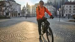 Szintlépés a biciklizésben - hogyan teheted okosabbá a kerékpáros közlekedést? kép