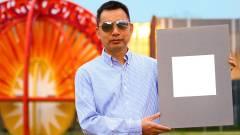 A légkondik babérjaira törő szuperfehér festék Guinness-rekorder lett kép