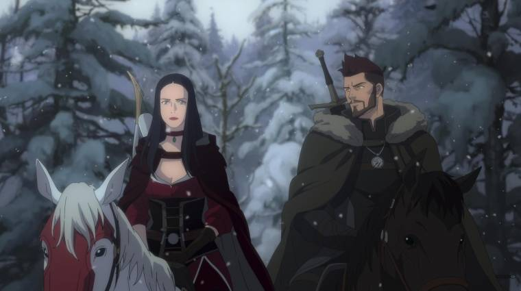 Mennyire lett jó a The Witcher animációs film? bevezetőkép