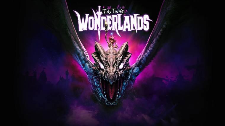 Tiny Tina's Wonderlands néven jön a Borderlands fantasy spin-offja bevezetőkép