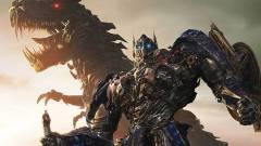 Az új Transformers film forgatási helyszínén videóra vették Optimus Prime-ot kép