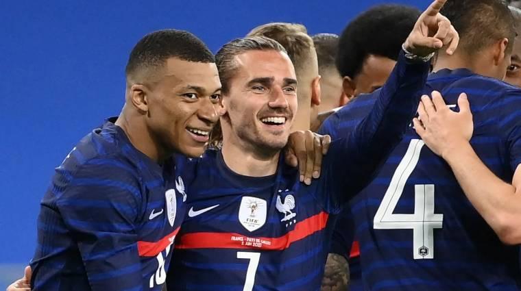A videojátékok is közrejátszhattak abban, hogy kiesett Franciaország az Eb-ről bevezetőkép