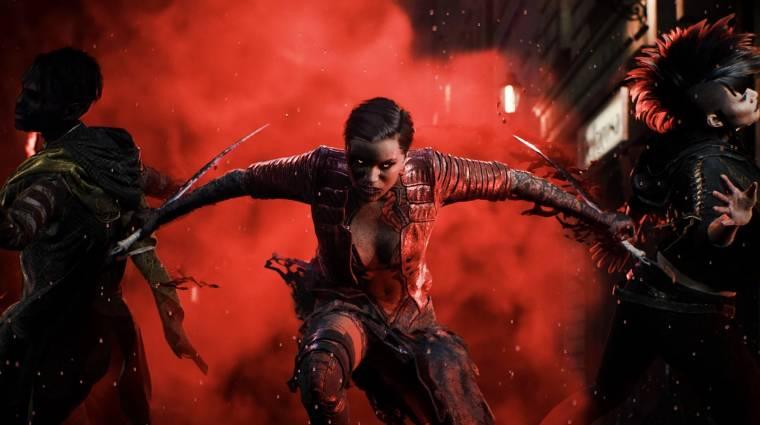 Végre hosszabban is láthatjuk a Vampire: The Masquerade battle royale-t bevezetőkép