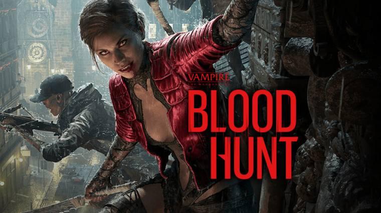 Vérszívónak állunk a Vampire: The Masquerade - Bloodhuntban bevezetőkép