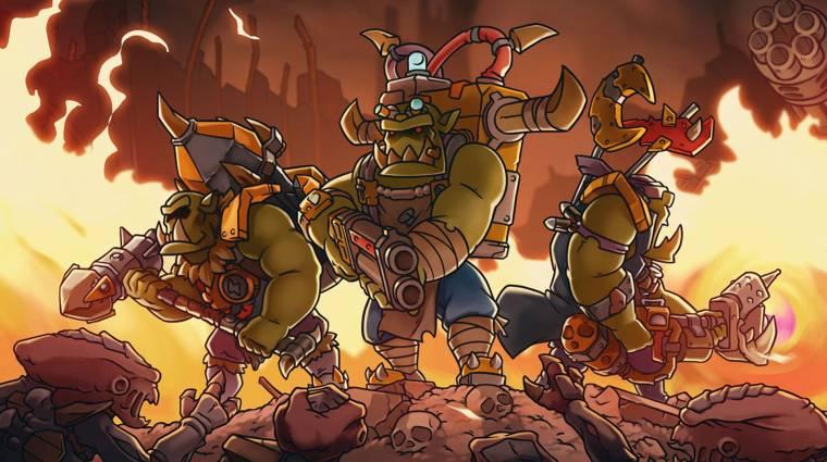 Chaos Gate, Darktide, Total War és sok minden más - ezt hozta a Warhammer Skulls bemutató bevezetőkép