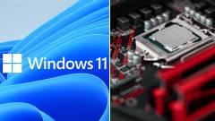 A Biostar és a Gigabyte is elárulta, mely alaplapjaik kompatibilisek a Windows 11-gyel kép