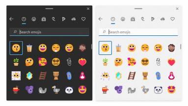 Még az emojik sem olyanok a Windows 11-ben, mint az korábban ígérték kép