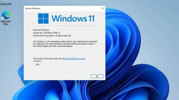 Kiszivároghatott a Windows 11, mozgásban is látható kép