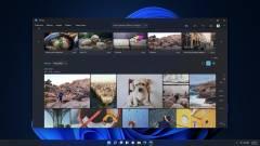 Látványos változáson ment át a Windows 11 képszerkesztője kép