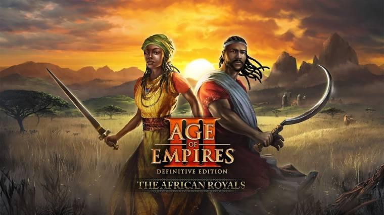 Újabb kiegészítőt kap az Age of Empires 3: Definitive Edition, a fekete kontinensre megyünk bevezetőkép