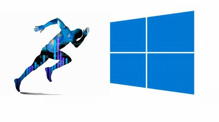 Így gyorsíthatod fel a Windows 10-et kép