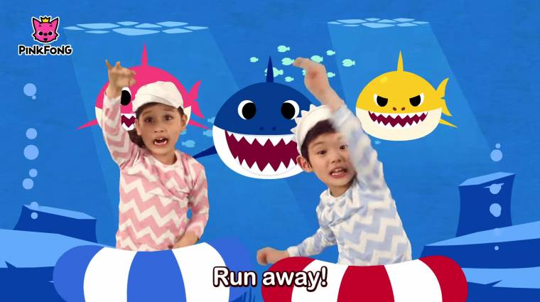Napi büntetés: film lesz a Baby Sharkból bevezetőkép