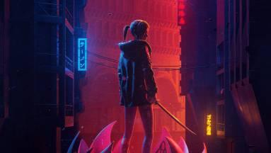 Befutott a Szárnyas fejvadász anime első előzetese kép