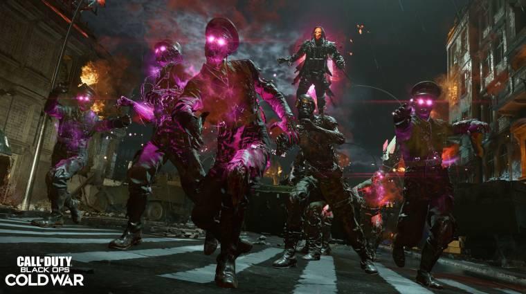 Rengeteg tartalommal támad Call of Duty: Black Ops Cold War és a Warzone legújabb frissítése bevezetőkép