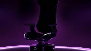 Megrengeti a világod a Cooler Master és a D-BOX rezgőmotoros gamer széke kép