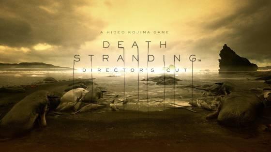 Death Stranding: Director's Cut infódoboz