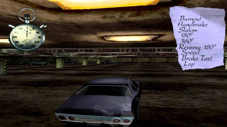 A Driver sorozat atyja szerint nem is volt nehéz a garázsban lavírozás bevezetőkép