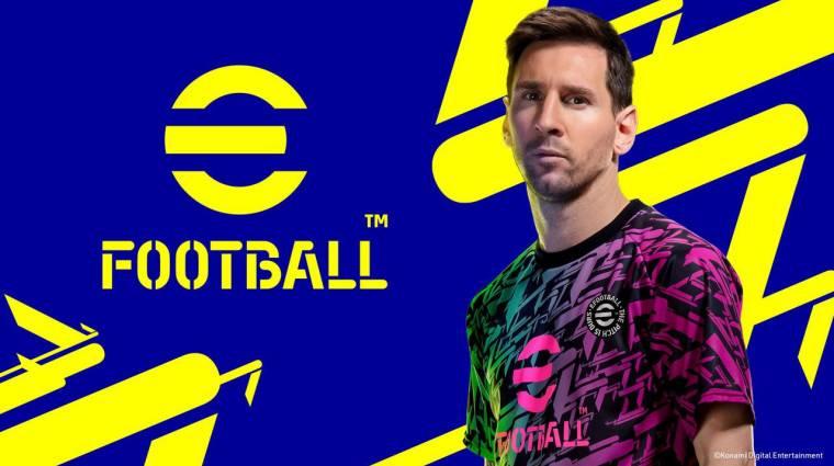 Megvan, mikor jelenik meg a PES ingyenes utódja, az eFootball 2022 bevezetőkép
