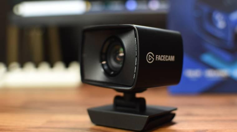 Elgato Facecam teszt - a webkamerák új királya kép