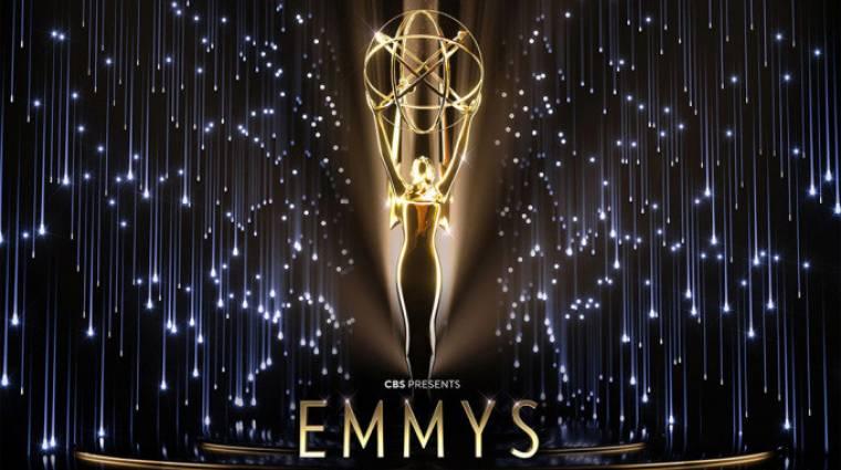 BRÉKING: Itt vannak a 2021-es Emmy jelöltek kép