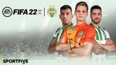 Hivatalos: bekerül a Fradi a FIFA 22-be kép